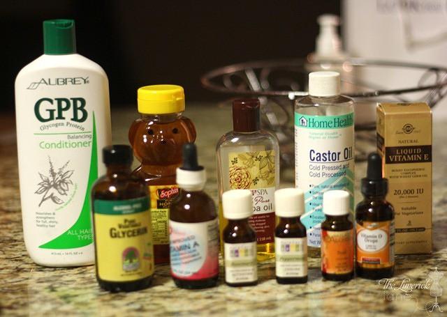 Natural Hair Deep Conditioner Recipe