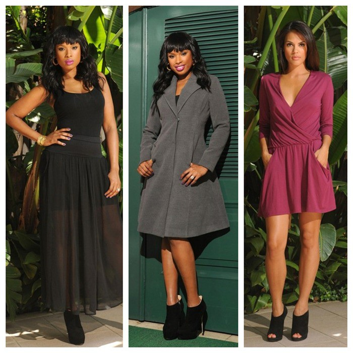 Jennifer Hudson Clothing Line QVC