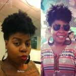 My Natural Hair Growth Update