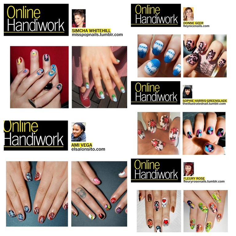 Nail Beauty Bloggers