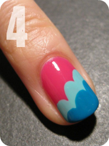 Cloud Nails Tutorial