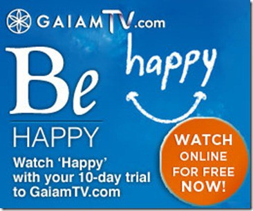 Happiness Film On GaiamTV