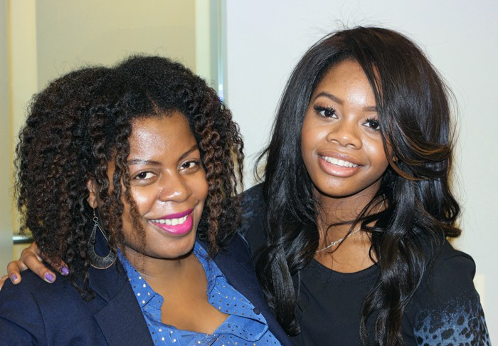 gabby-douglas-and-toya-menzie