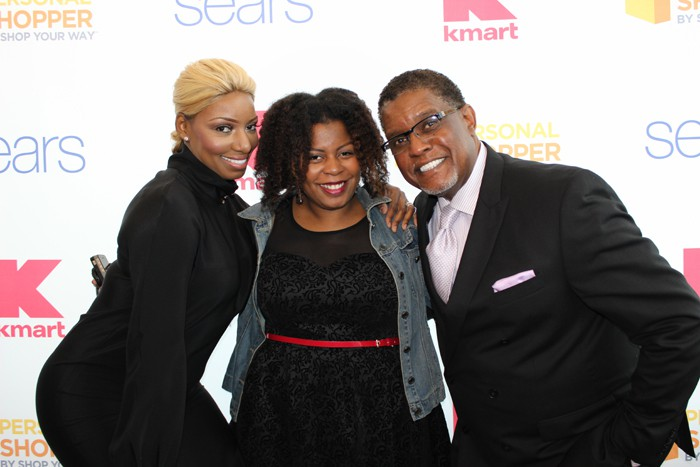 nene-greg-leakes-kmart-shop-your-way-personal-shopper