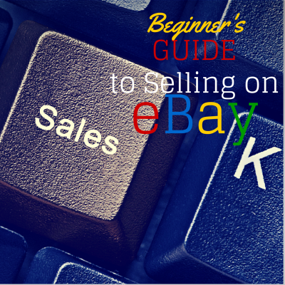 Beginners guide to selling on ebay