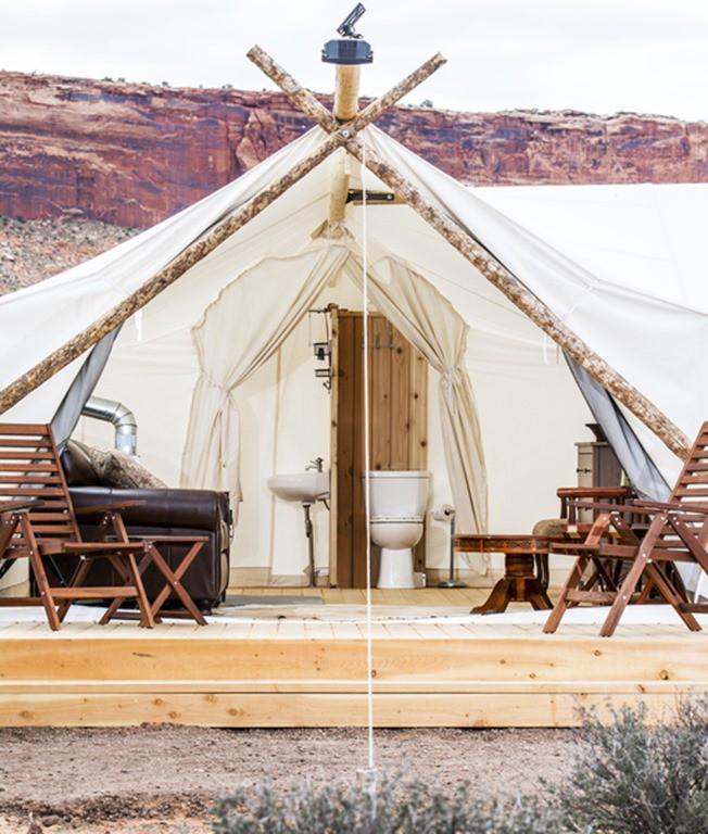 Moab-Under-Canvas–Moab-Utah
