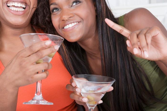 black-women-having-drinks