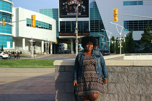 Natural hair in Windsor, Ontario, Canada