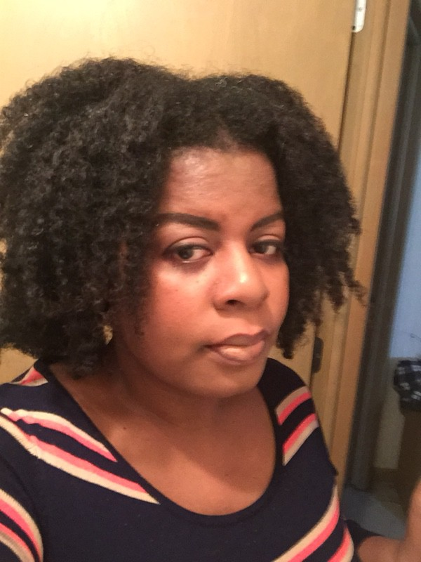 What products to use on a natural hair twist-out.