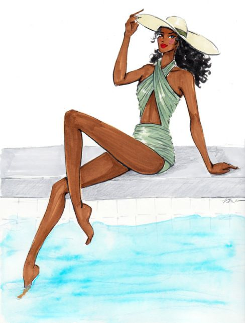 Black Fashion Illustrators You Should Know - @TheLimerickLane